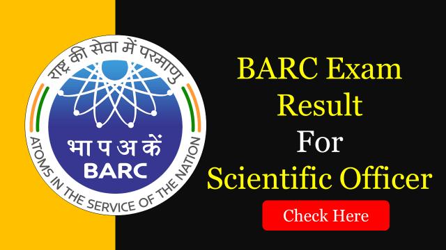 BARC Result 2020