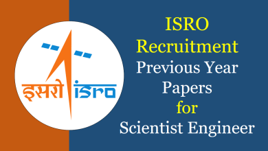 Photo of ISRO Recruitment Previous Year Papers