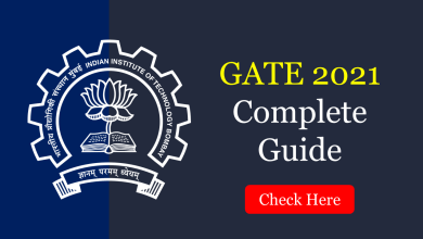 Photo of GATE 2021 Change Exam City, Syllabus, Admit Card & More