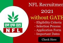 NFL Recruitment 2021