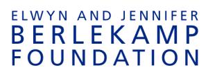 Berlekamp Foundation Logo
