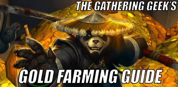 GGN ➚ | Mists of Pandaria Gold Guide