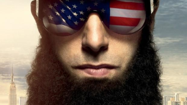 The Dictator 2012,Comedy