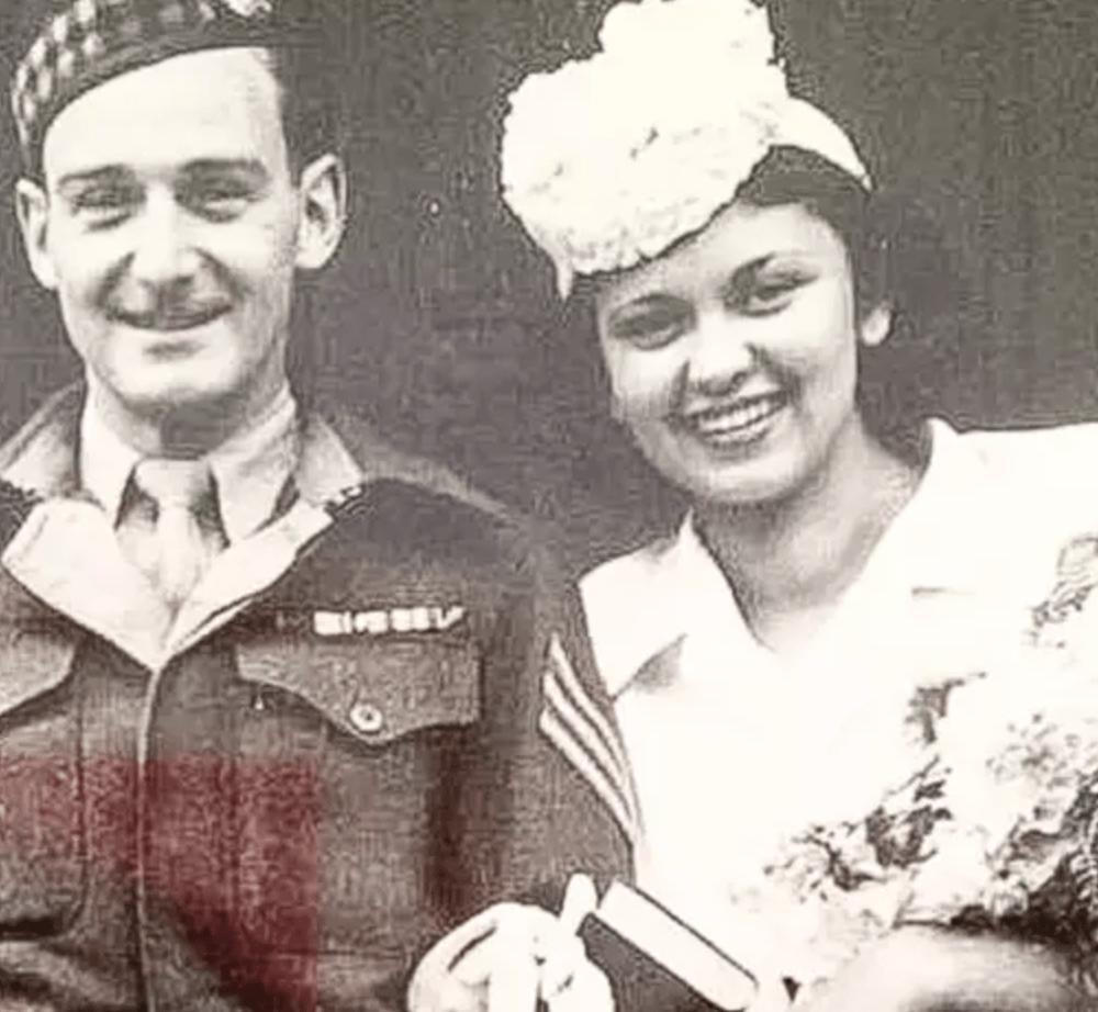 Auschwitz survivor saved by Scots soldier dies