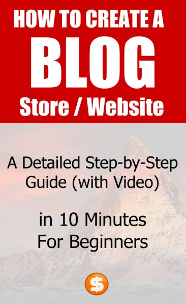 How To Create A Website Blog In 10 Minutes 2
