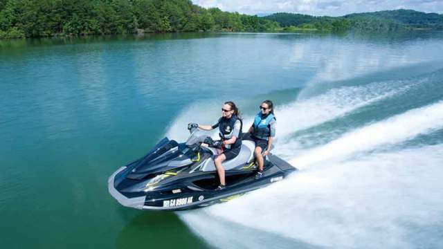 YAMAHA JET SKI VX DELUXE - Manufacturers, Suppliers & Exporters for