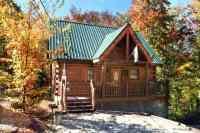 Autumn Breeze - 1 Bedroom Sevierville Cabin Rental