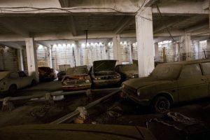 Aeropuerto abandonado en Chipre. Foto: ONU. Autor:Eskinder Debebe