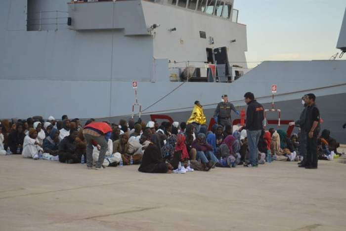 refugiados eritreos