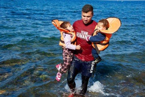 drama de los refugiados