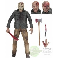 Neca Friday the 13th Part 4: Jason 1:4 Scale Action Figure ...