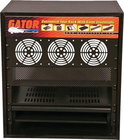8u studio rack gr studio 8u gator cases