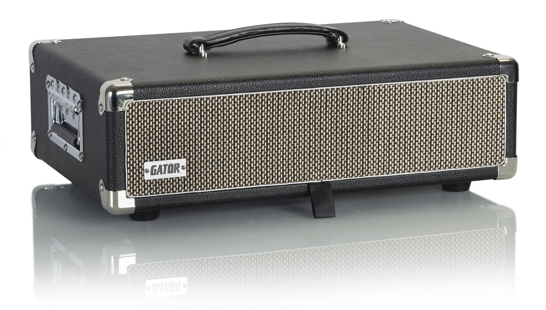 50 s amp style rack case 2u black