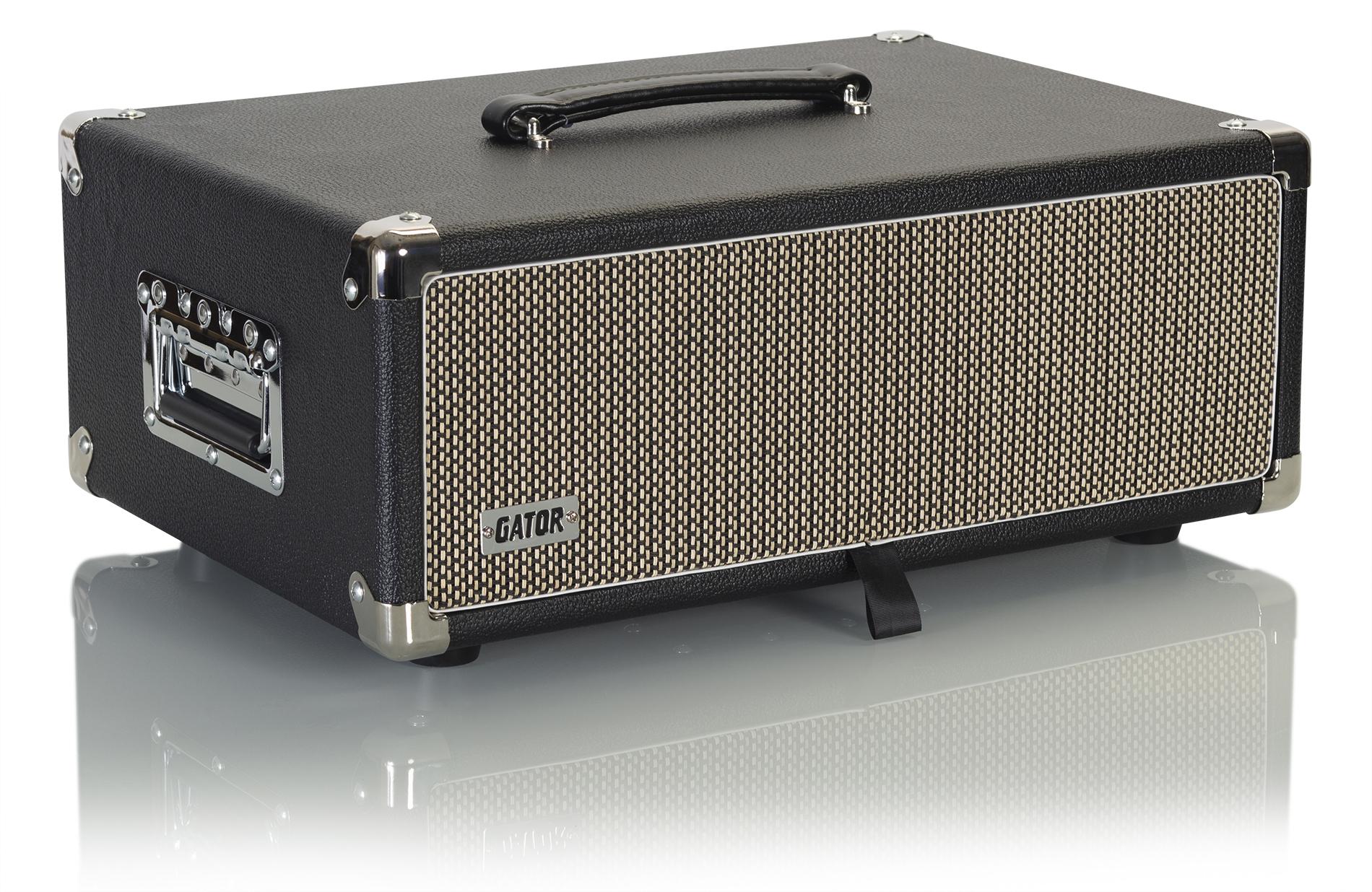 50 s amp style rack case 3u black