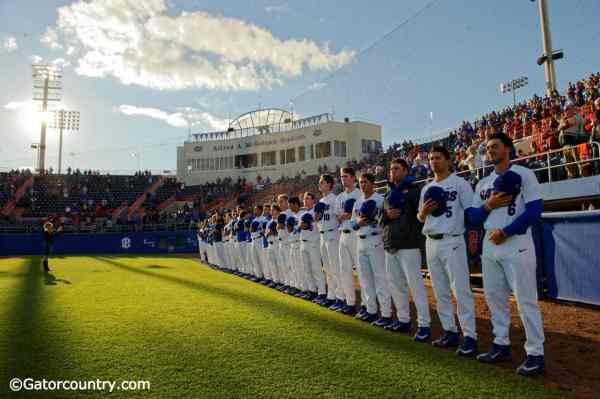 Florida Gators Baseball Team