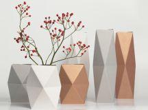 Cardboard Vase Designs - GatorDuct