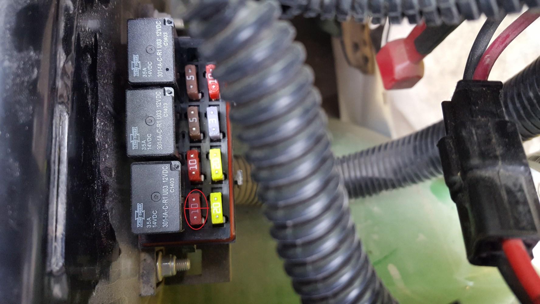 medium resolution of 825i fuse box wiring diagram center 2015 825i fuel pump fuse blowing john deere gator forums