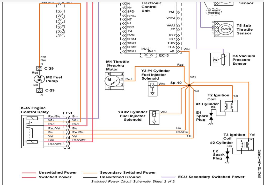 4 pin flasher relay wiring diagram xbox 360 motherboard 625i xuv engine electrical connections - john deere gator forums