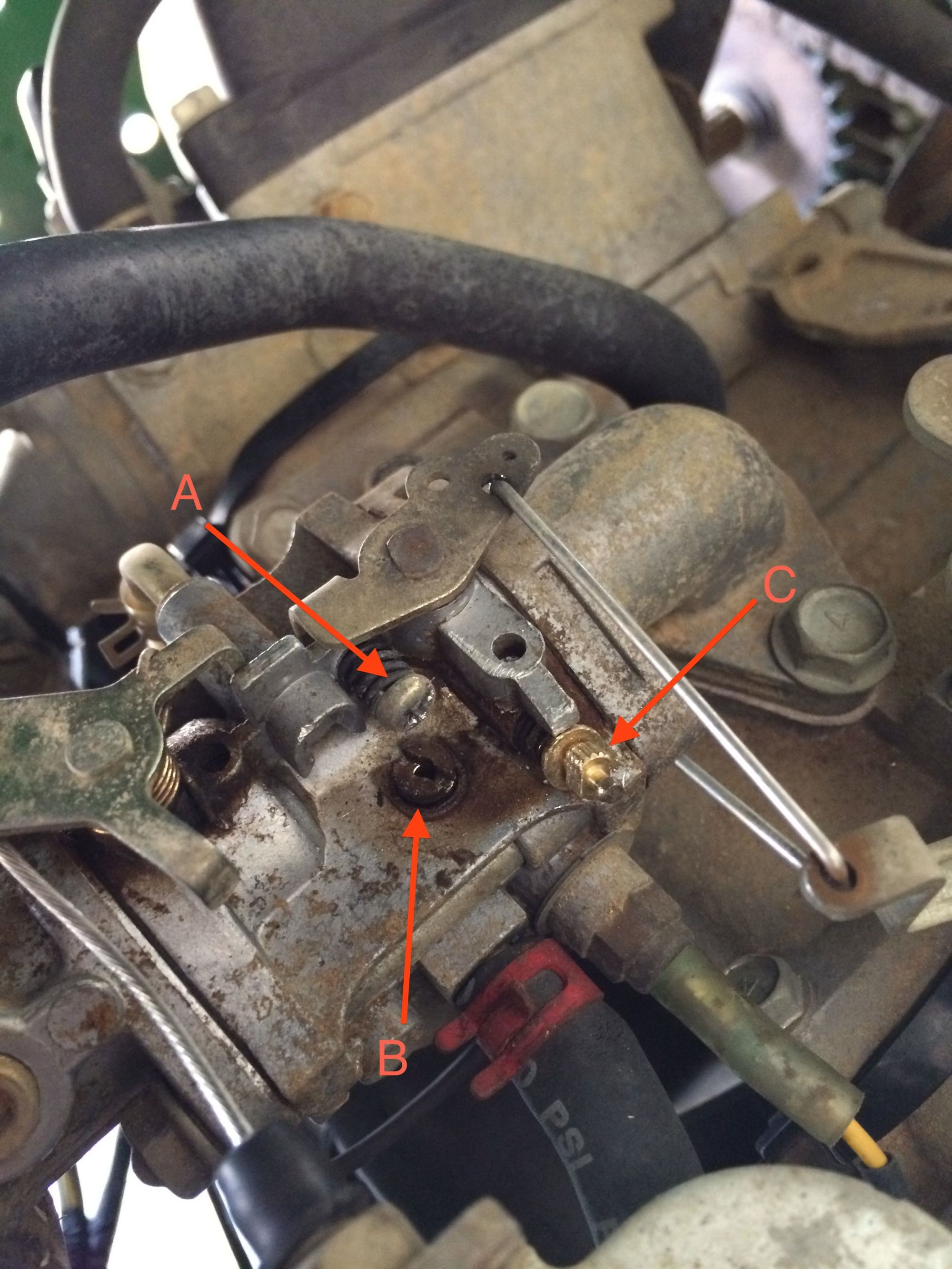 hight resolution of click image for larger version name gator carb jpg views 3581 size