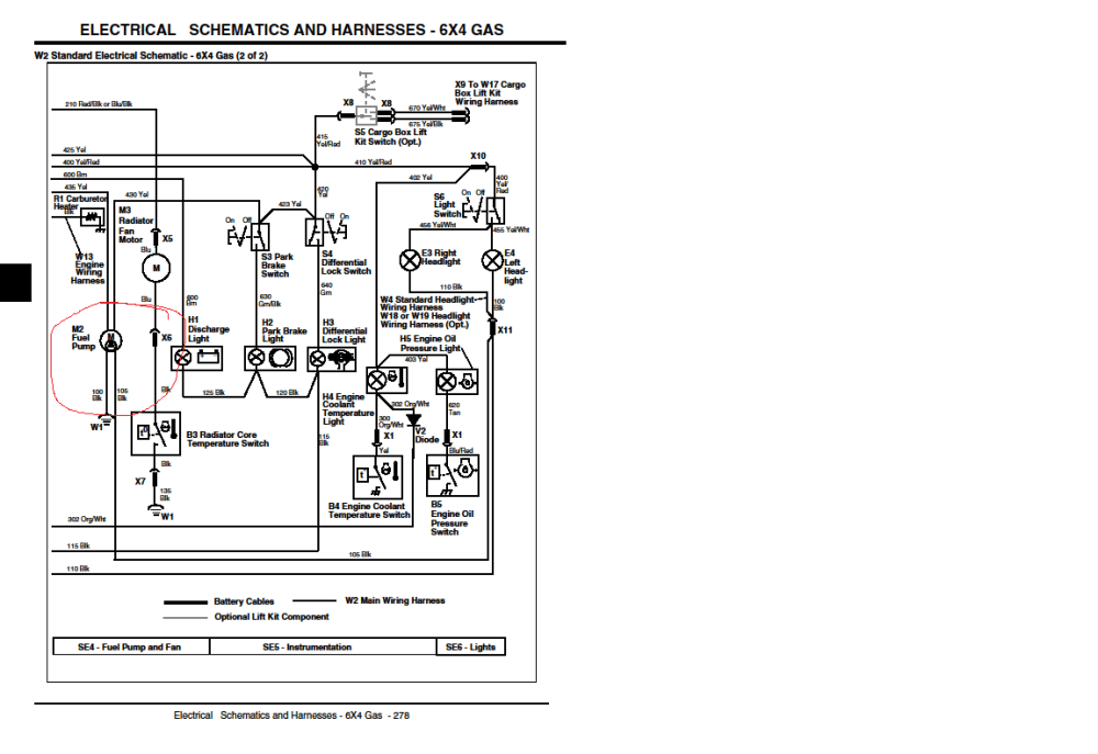 medium resolution of 6 wire schematic wiring diagram