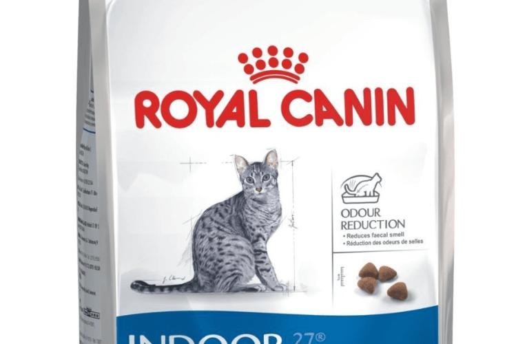Cibo per gatti disidratato