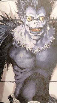 Ryuk, shinigami Death Note
