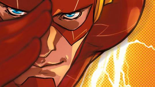 Leadership Lessons from Flash the superhero