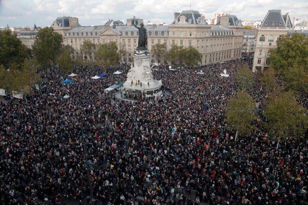Read more about the article Après Conflans : l'école, la liberté collective et l'universel