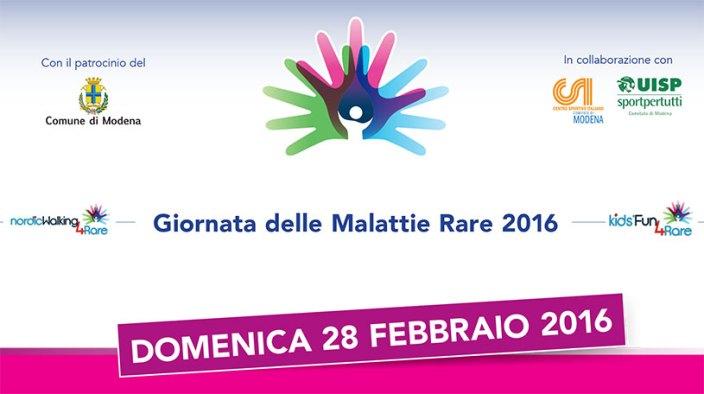 Giornata delle Malattie Rare 2016