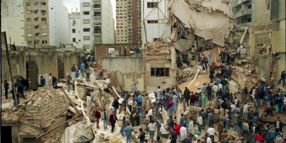 attentato amia 1994 buenos aires hezbollah