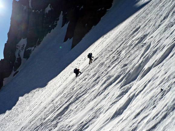 aconcagua argentina montagna più alta
