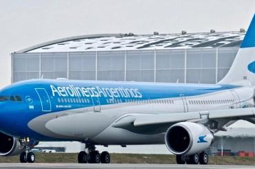 coronavirus aerolineas argentina cancellazione voli italia stati uniti