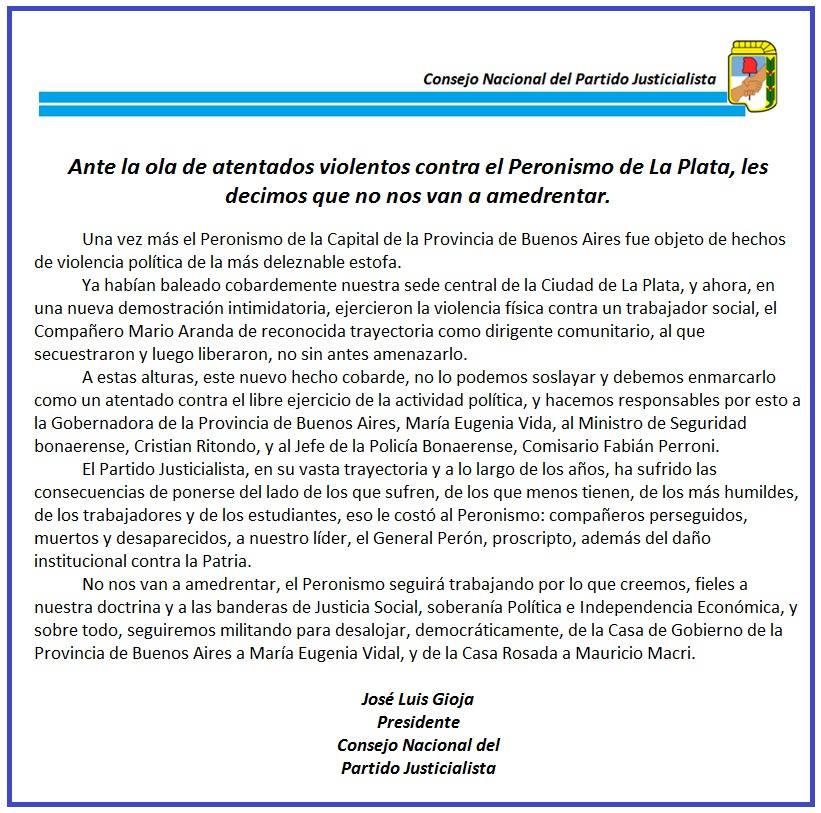 argentina politico amante