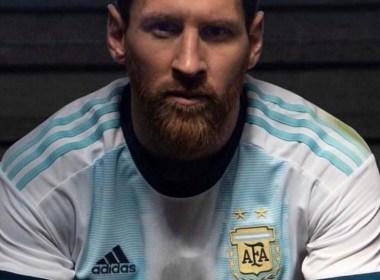 nazionale argentina nuova maglia coppa america