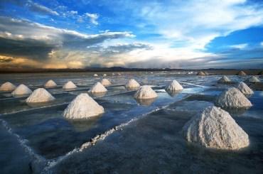 argentina litio produzione