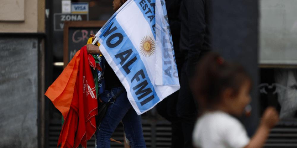 argentina in sciopero