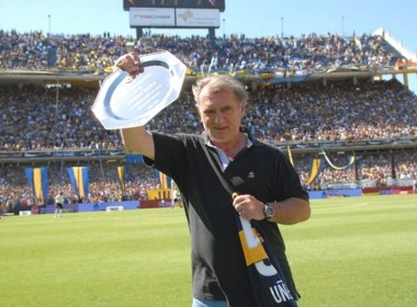 Rubén José Suñé Chapa Boca Juniors