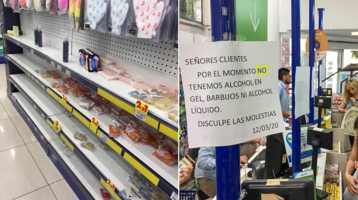 coronavirus in argentina situazione 15 marzo