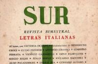 rivista sur victoria ocampo roma