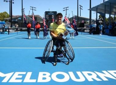 tennis gustavo fernández argentino open australia