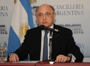 hector timerman ministro argentina kirchner