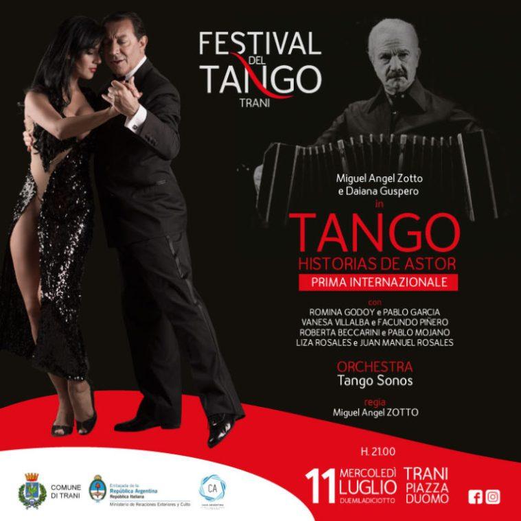 trani festival tango gaucho news