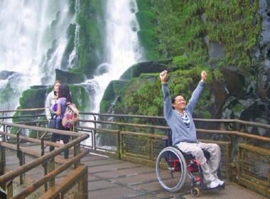 argentina iguazú disabilità accessibilità
