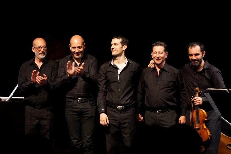 latin grammy awards 2019 quinteto astor piazzolla