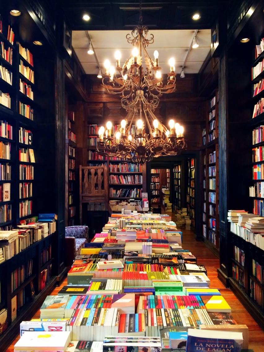 librerie di Buenos Aires eterna cadencia