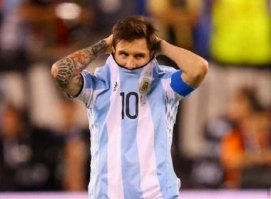 messi torna seleccion nazionale argentina