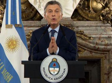 macri bolsonaro accordo mercosur