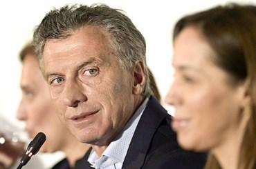 mauricio macri elezioni argentina maria eugenia vidal peronisti