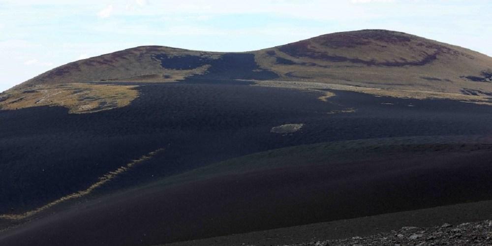 riserva la payunia mendoza deserto nero argentina pampas negras