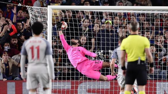 messi gol dell'anno 2019 liverpool
